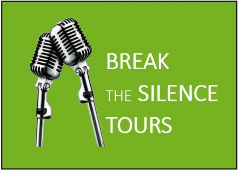 Break the Silence Tour Dates